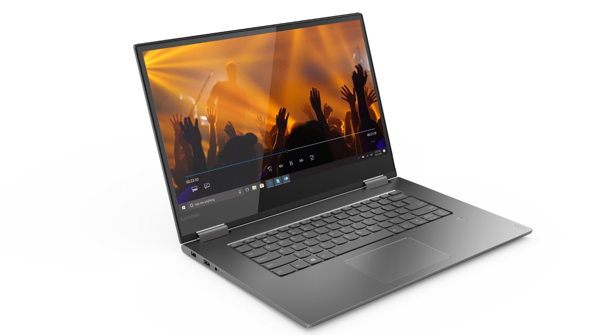 Lenovo Yoga_C730_Iron_Grey