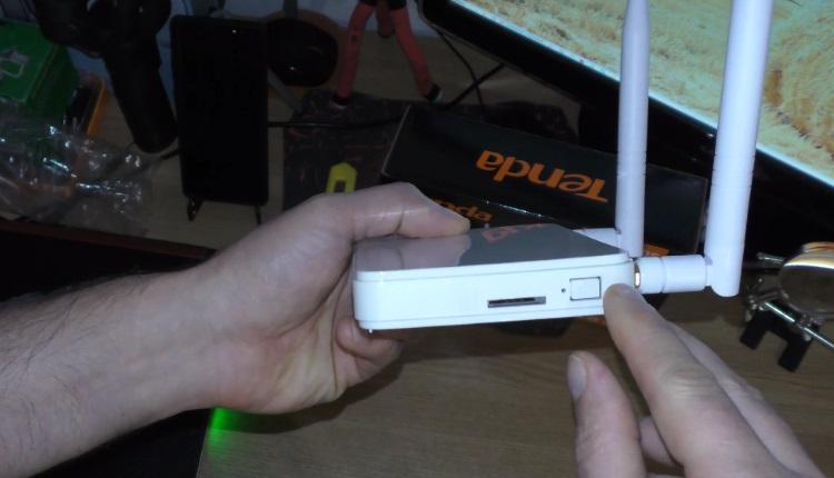 Review Router Tenda N300 4G680 cu port pentru sim 4G LTE si VoLTE (testat cu Vodafone si DIGI)