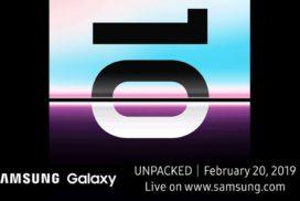 Samsung Galaxy S10 si S10 plus se laseaza oficial pe data de 20 Februarie