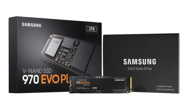 Samsung a lansat SSD-ul 970 EVO Plus de 2TB