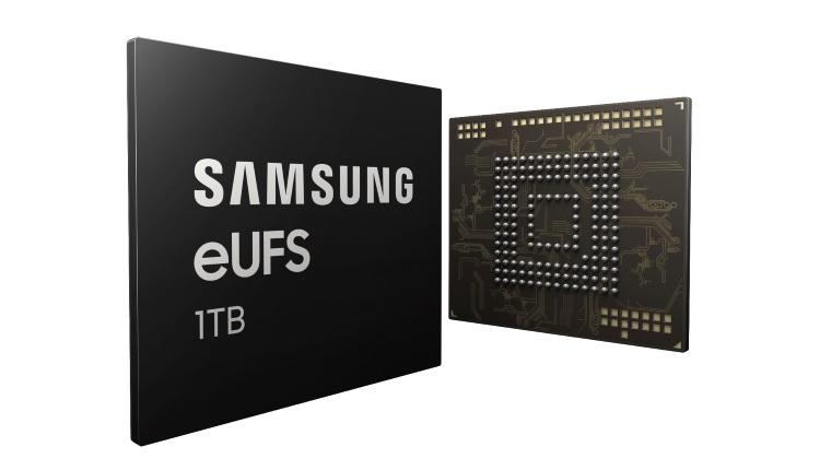 Samsung lanseaza prima memorie de stocare flash (eUFS) de 1TB pentru dispozitivele mobile-ss