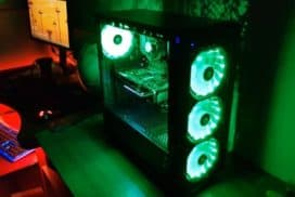 (Video)Upgrade PC de Gaming 2 - Gainward GeForce RTX 2070, Redragon Sidewipe Black, Redragon Mitra RGB Black Mecanica, SSD Kingston SSDNow V300, HyperX Fury Black 8GB DDR4, HyperX Pulsefire Core, Marvo Scorpion G19...