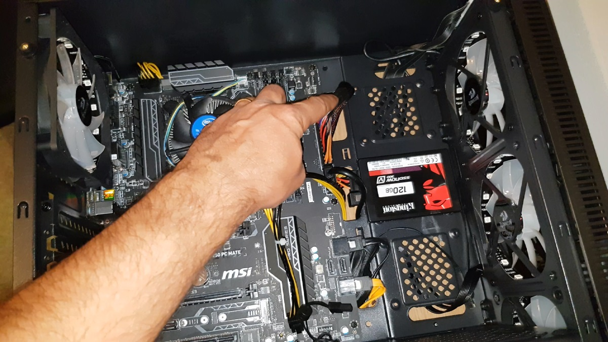(Video)Upgrade PC de Gaming - SSD Kingston SSDNow V300