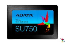 "ADATA lanseaza SSD-urile Ultimate SU750 2.5"" SATA 6Gb/s"