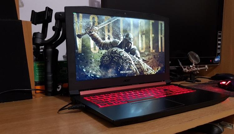 Am testat cateva jocuri cu laptopul ACER NITRO 5 (AN515-52-50YX) echipat cu placa grafica GTX 1050TI
