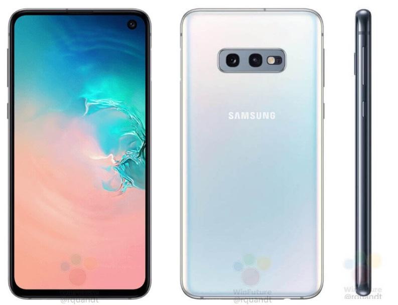 Samsung Galaxy S10e este numele noul telefon al seriei-6