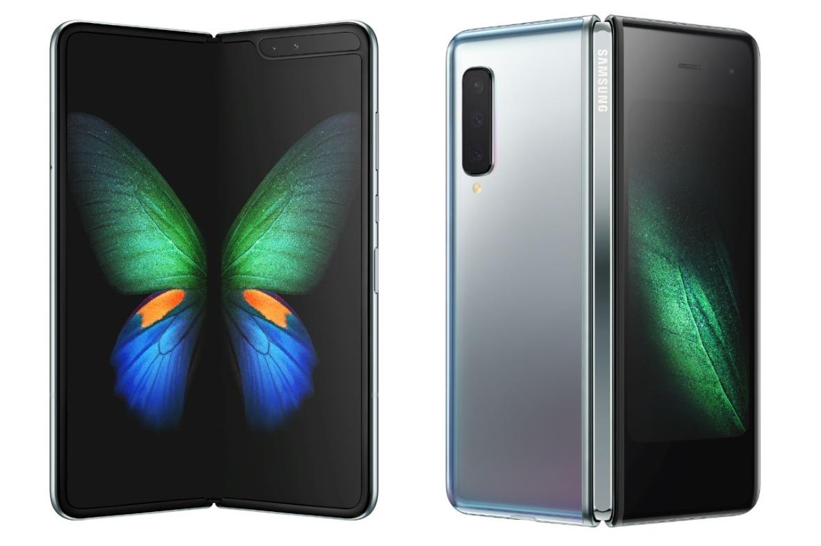 Samsung a dezvaluit Galaxy Fold cu ecran Infinity Flex Display de 7 inci cu 12 GB de RAM si un pret de 2000 Euro-1