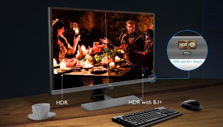 BenQ a anuntat monitorul 4K EW3270U de 31.5 inch prevazut cu tehnologia HDR
