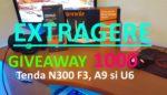 Extragere castigatori Tenda Giveaway 1000
