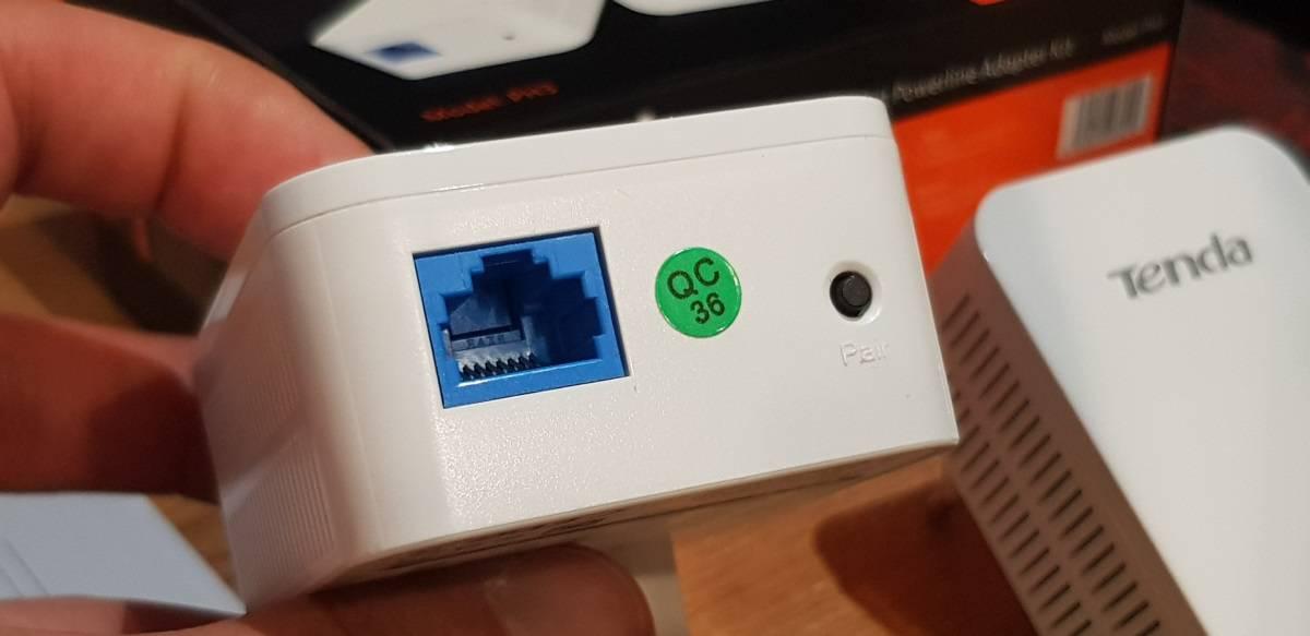 Review Kit Tenda PH3 AV1000 Gb