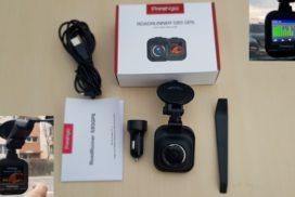 Review (video) camera auto Prestigio RoadRunner 585 GPS
