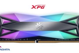 ADATA XPG SPECTRIX D60G-memorie DRAM cu cea mai mare suprafata RGB
