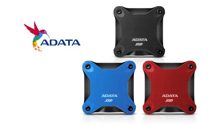 ADATA a lansat SD600Q, un nou SSD extern