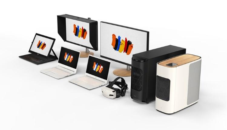 Acer ConceptD - produse proiectate pentru creatorii de continut