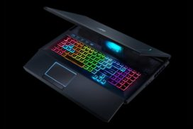 Acer a lansat Predator Helios 700, laptop de gaming cu tastatura HyperDrift