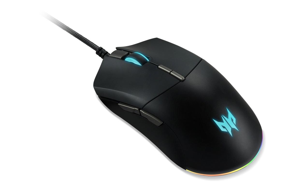 Acer a lansat noul desktop Predator Orion 5000, monitorul Predator LFGD de 43 inci si noi periferice de gaming-mouse-Cestus-330_PMW920