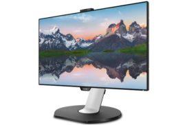 Philips 329P9H/01 este un monitor nou de 32 de inchi si cu rezolutie 4K si andocare USB-C