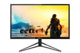 Philips lanseaza Momentum 326M6VJRMB, un monitor 4K UHD cu Ambiglow, dedicat gaming-ului pe console