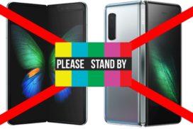 Samsung a amanat lansarea comerciala pentru Galaxy Fold