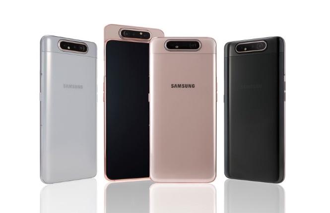 Samsung a lansat telefoane noi pentru seria Galaxy A A20e, A40 si A80