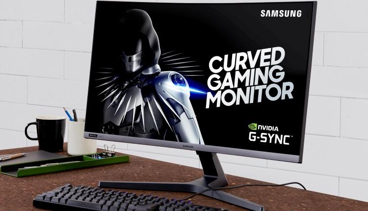 Samsung C27RG5 noul monitorul curbat de gaming compatibil G-Sync de 240Hz