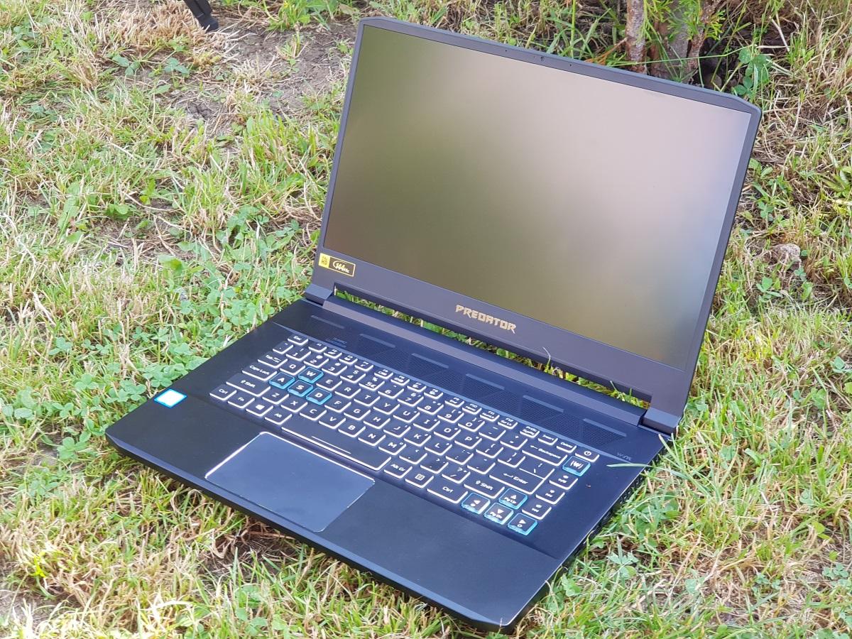 Joaca continua cu Acer Predator Triton 500, laptop echipat cu placa grafica GeForce RTX 2080-01
