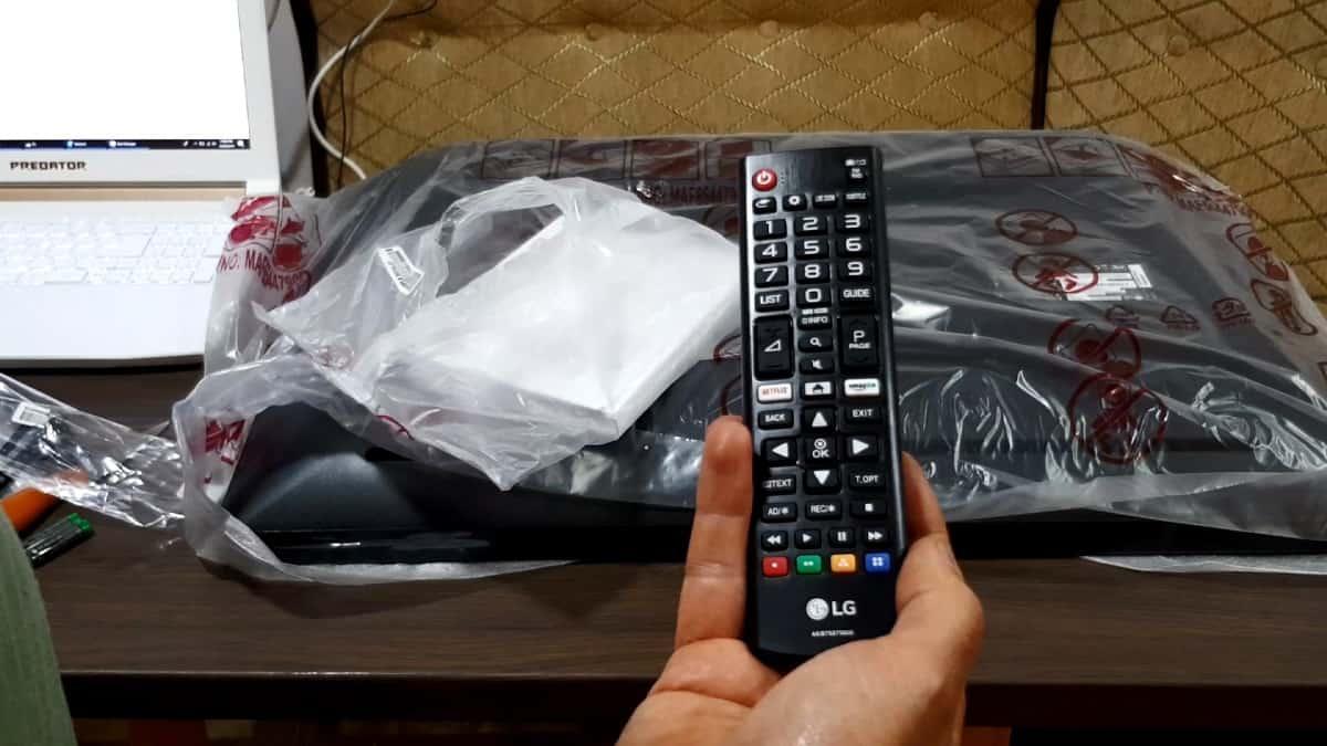 SmartTV LG32LK6100PLB
