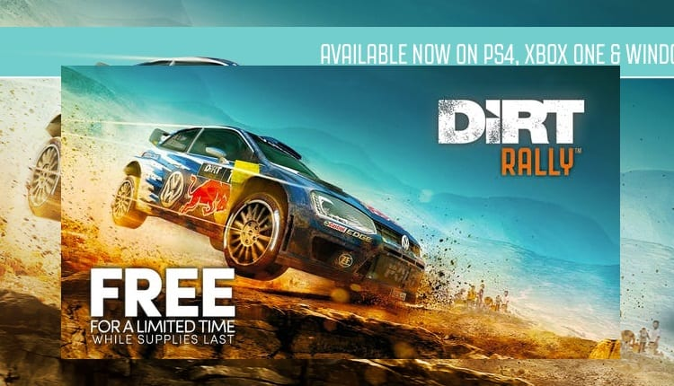 DiRT Rally - Joc gratuit pe Steam prin Humble Bundle