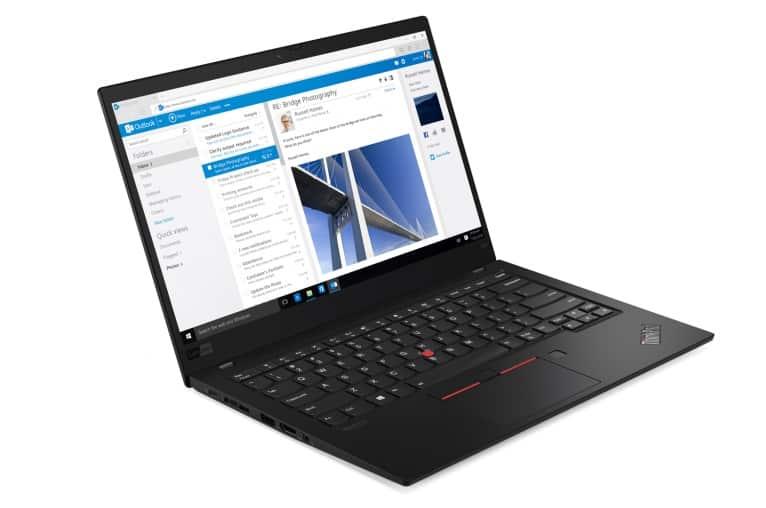 Lenovo a lansat noile laptopuri ThinkPad cu procesor Intel de generația a 10-a-ThinkPad X1 Carbon