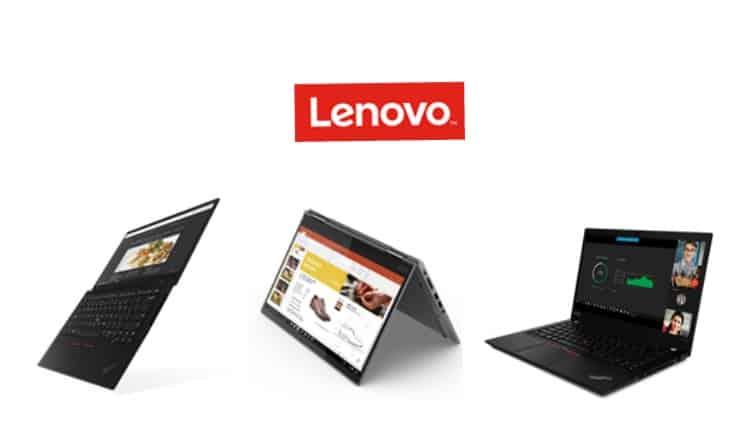Lenovo a lansat noile laptopuri ThinkPad cu procesor Intel de generația a 10-a
