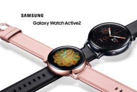 Samsung a lansat Galaxy Watch Active2