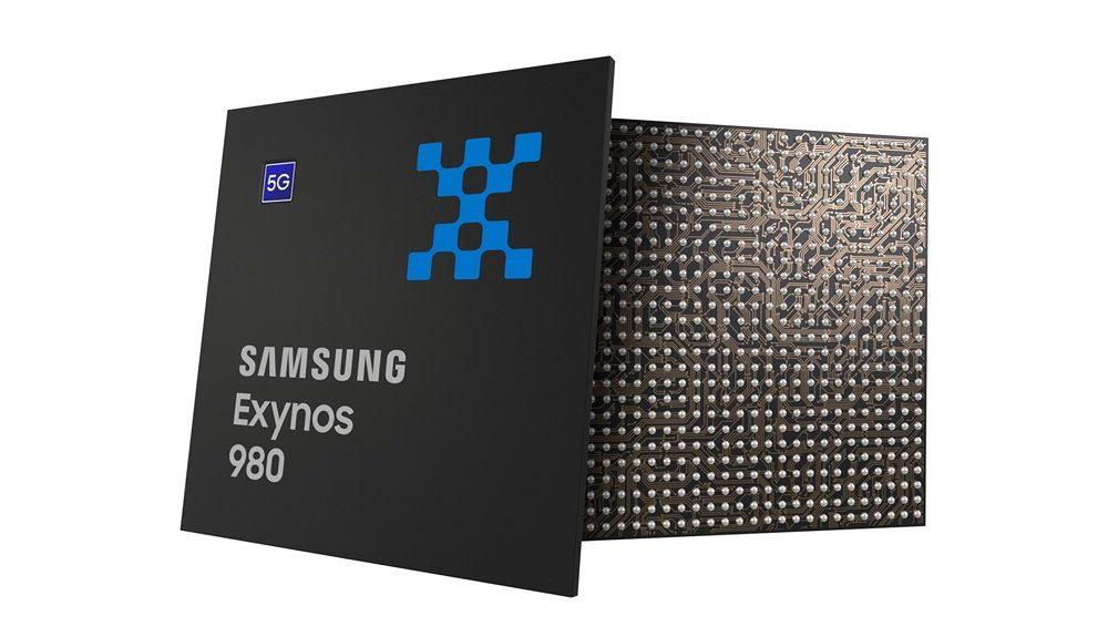 Samsung Exynos 980 este primul procesor mobil integrat 5G al companiei