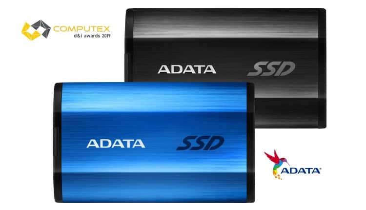 ADATA SE800 este un nou SSD extern cu USB 3.2 Gen 2