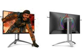 AOC a lansat AG273QX, un monitor de 27 inchi, rezolutie QHD, cu HDR si o rata de refresh de 165 Hz