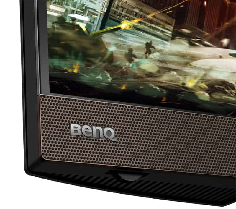 BenQ anunta EX2780Q, un nou monitor de gaming cu telecomanda si difuzoare 2.1 incorporate-audio