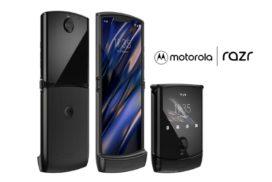 Motorola RAZR cel mai tare smartphone cu display flexibil (pliabil)