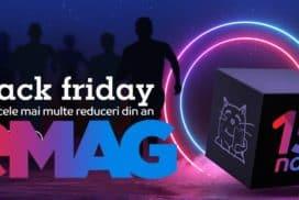 Cele mai bune oferte ramase in stoc la eMAG de Black Friday 2019