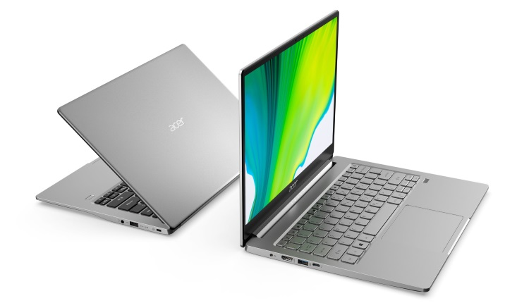 Acer a lansat noi notebook-uri Ultraslim ale seriei Swift