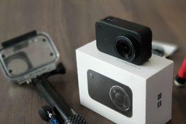 Cum filmează camera de acțiune Xiaomi Mi 4K subacvatic (snorkeling)