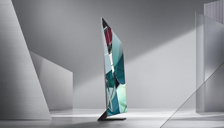 Samsung a dezvăluit noul televizor QLED 8K 2020 la CES