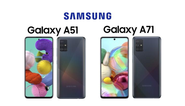 Samsung lansează noile smartphone-uri Galaxy A71 și Galaxy A51, cu patru camere foto și o baterie mare ss
