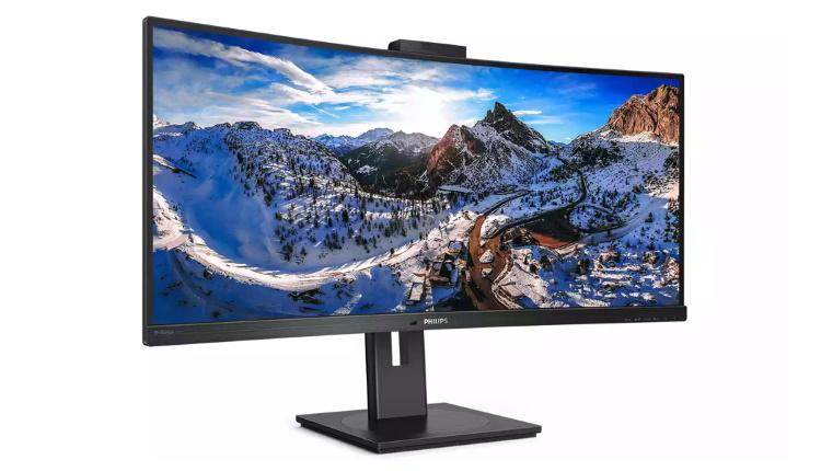 MMD lansează monitorul Philips 346P1CRH de 34 inci cu ecran curbat
