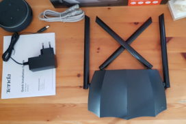 Review router Tenda AC8 - un Batman ieftin, performat și usor de folosit
