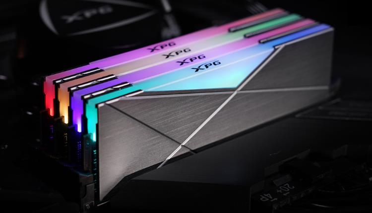 ADATA prin XPG lansează noi modulele de memorie DDR4 SPECTRIX D50 RGB1