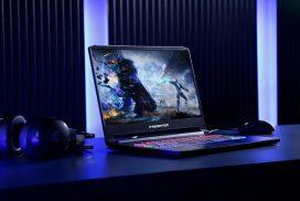 Acer lansează Predator Triton 500 și Nitro 5, laptopuri de gaming cu GeForce RTX 2080 SUPER  si rata de refresh de până la 300 Hz