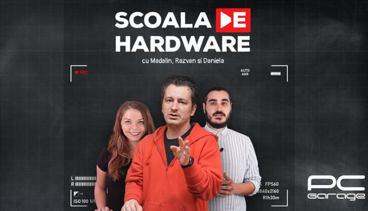 PC Garage lansează un proiect educaţional Şcoala de Hardware