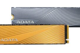 ADATA lanseaza 2 noi memorii SSD-FALCON și SWORDFISH