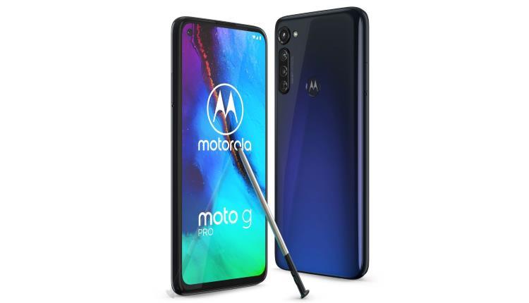 Motorola lanseaza in Europa moto g pro cu propriul stylus