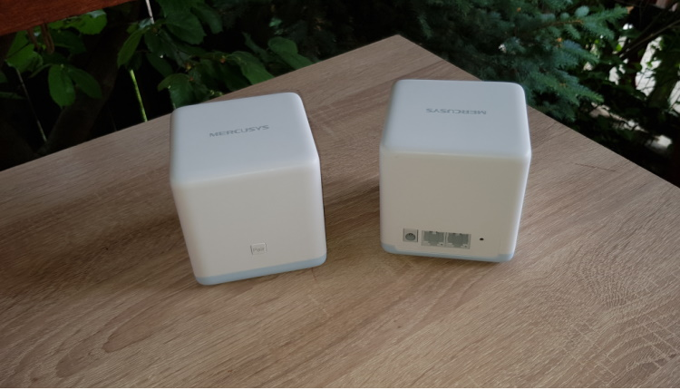 Review si Concurs Mercusys Whole Home Mesh, Halo S12 (2-Pack)