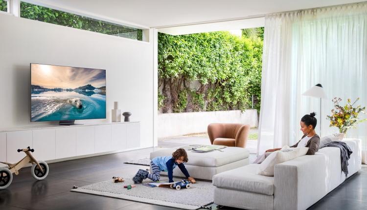 Samsung anunță lansarea comercială în România a noii sale game de televizoare QLED